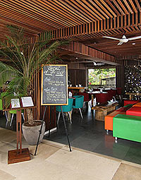 Plumeria Restaurant - The Bene Hotel
