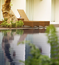 Pool area - The Bene Hotel