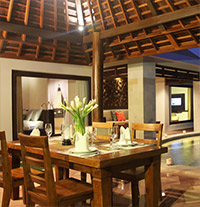 Dining area - The Haere Seminyak