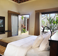 King bedroom - The Haere Seminyak