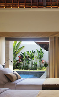 Twin bedroom - The Haere Seminyak