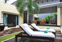 Three Bedroom Villa - The Seminyak Suite
