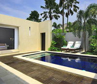 One Bedroom Villa - The Seminyak Suite
