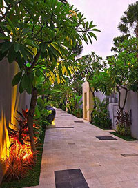 Walkway - The Seminyak Suite