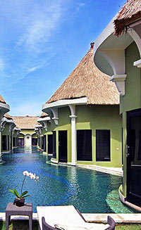 Lagoon Villa pool - Villa Seminyak Estate & Spa