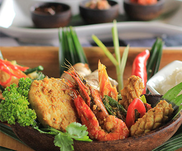 Pencar Authentic Balinese & Seafood Grill